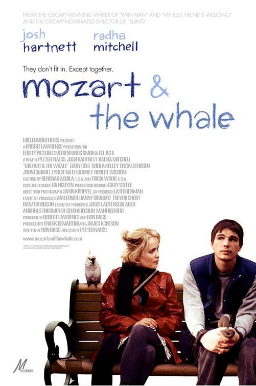 Mozart and the Whale - Ο Μότσαρτ και η Φάλαινα (2005)