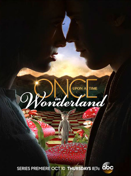 Once Upon a Time in Wonderland (2013)  1ος Κύκλος