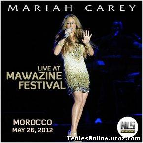 Mariah Carey - Live in Morocco (2012)