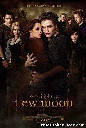 The Twilight Saga: New Moon Twilight 2 / Νέα Σελήνη / New Moon (2009)