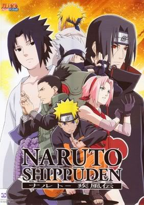Naruto: Shippûden (2007–2017) TV SERIES