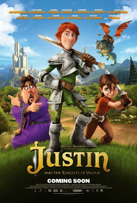 Justin And The Knights Of Valour (2013)