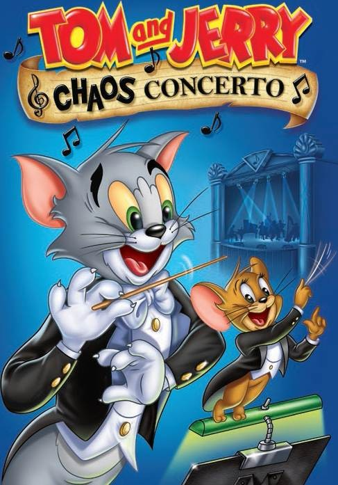 Tom And Jerry Chaos Concerto (2013)