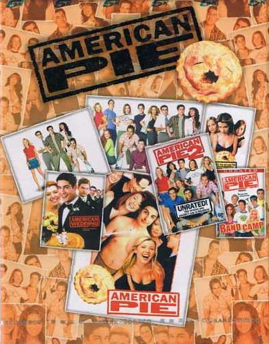 American Pie (1999-2012) Collection