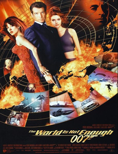 James Bond 007: The World Is Not Enough (1999)