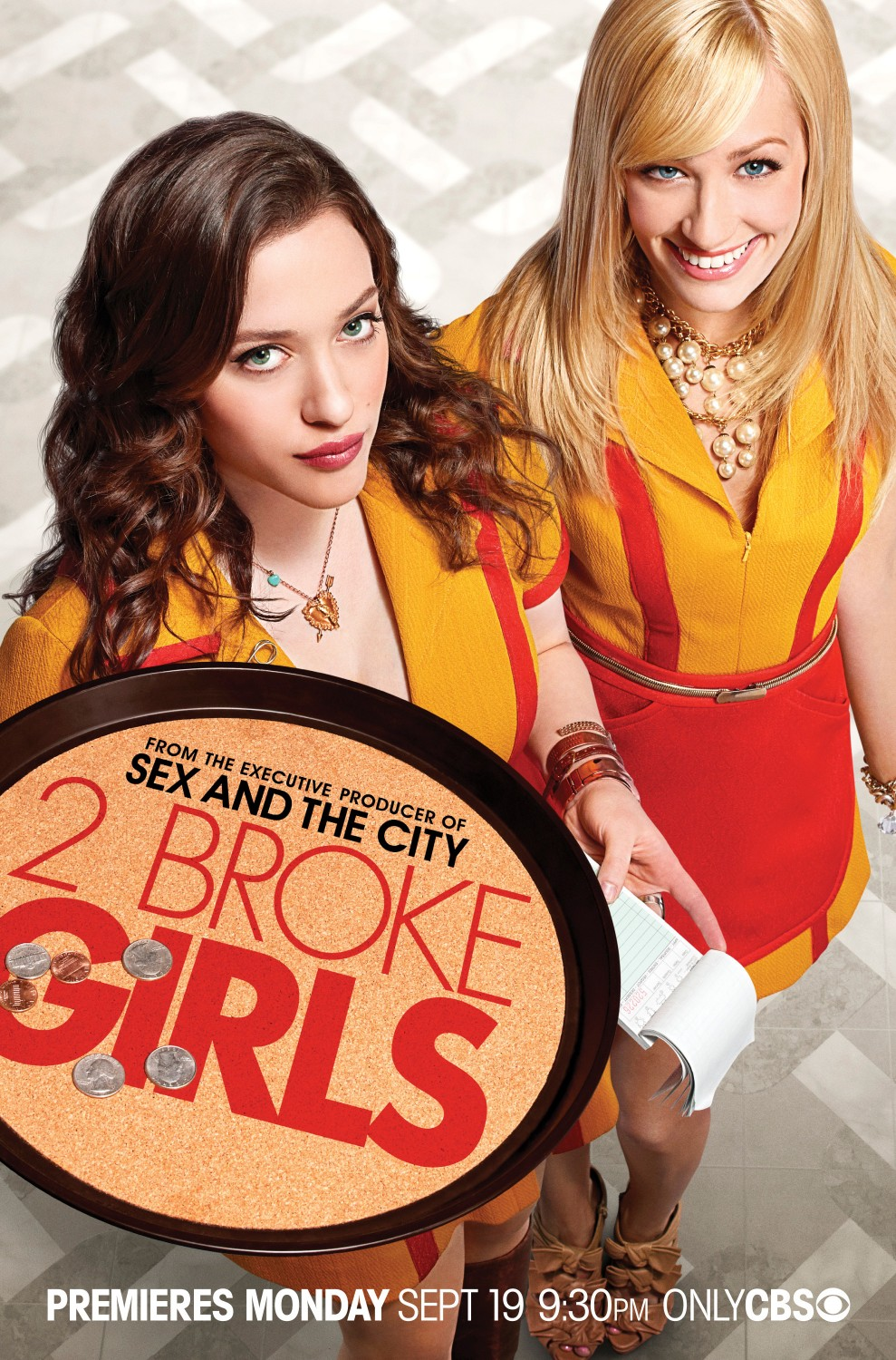 2 Broke Girls (2011-) TV Series