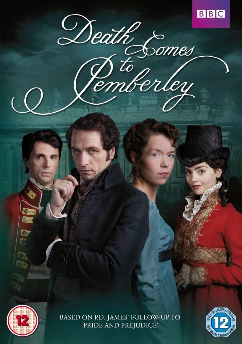Death Comes to Pemberley (2013) TV Mini-Series