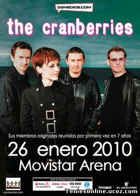 The Cranberries - Live in Chile (2010)