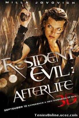 Resident Evil: Afterlife / Resident Evil: Τρισδιάστατη Απόδραση (2010)