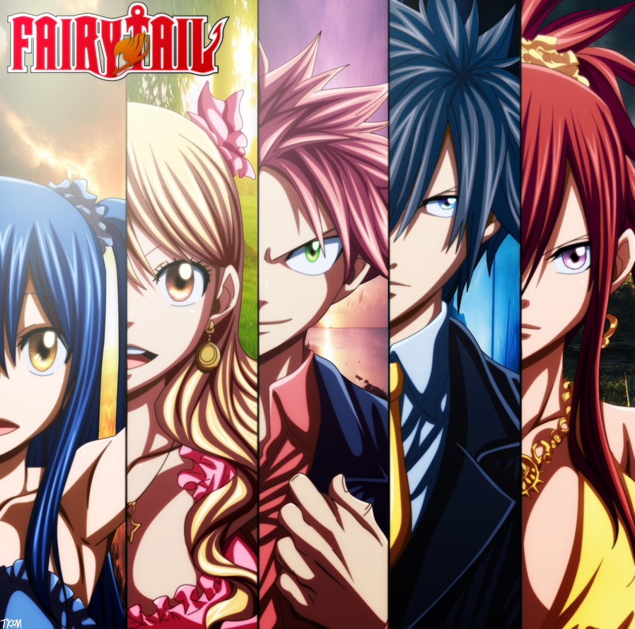 Fairy Tail (2009-2013)