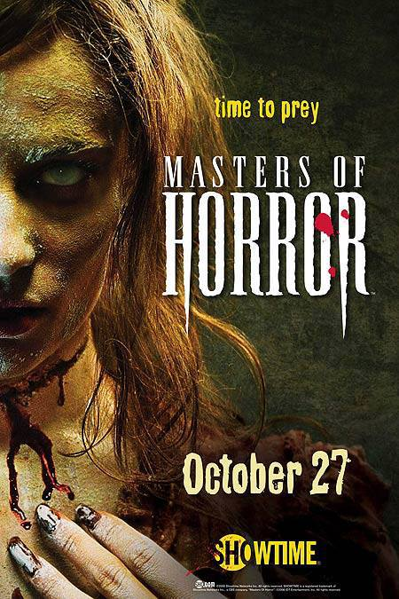 Masters of Horror (2005-2007) TV Series
