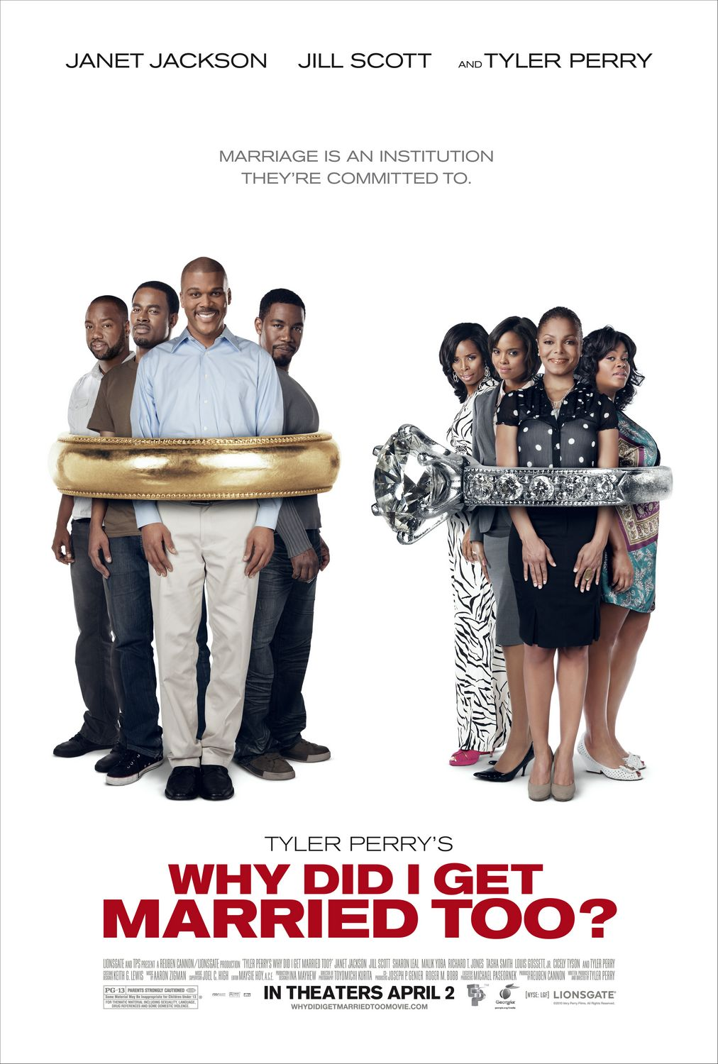 Why Did I Get Married Too (2010)