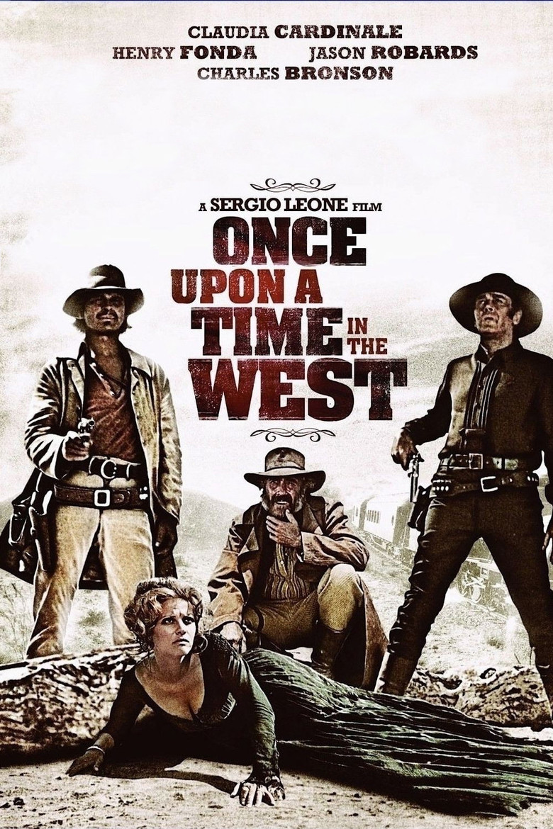 Once upon a time in the West / Κάποτε στη Δύση  (1968)