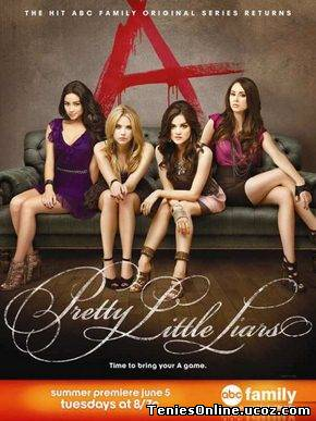 Pretty Little Liars (2010) 1ος Κύκλος