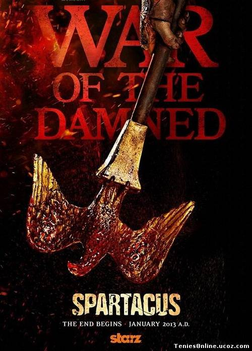 Spartacus: War of the Damned (2013) 3ος Κύκλος