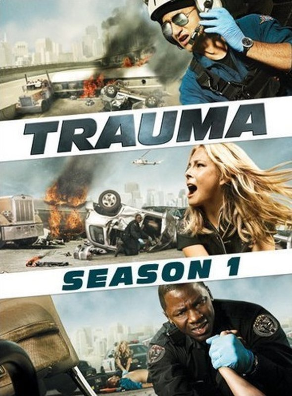 Trauma (2009–2010) TV Series