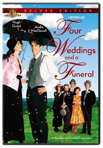 Four Weddings and a Funeral / Τέσσερις γάμοι και μια κηδεία (1994)