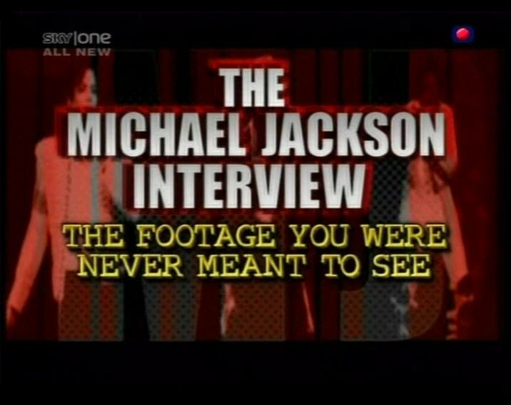 Michael Jackson The footage you were never meant to see/Το βίντεο που ποτέ δεν έπρεπε να δείτε