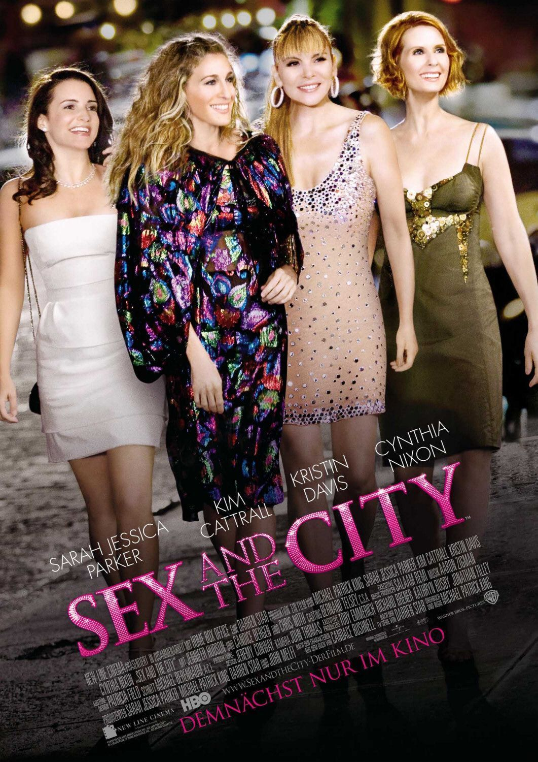 Sex And The City (1998) TV Series
