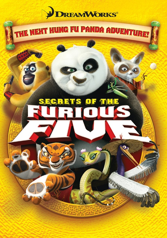 Kung Fu Panda: Secrets of the Furious Five (2008) Short