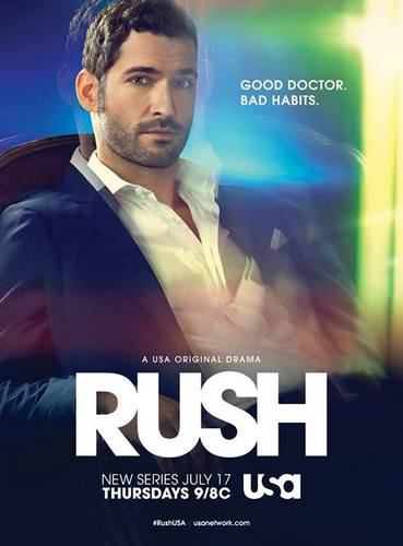 Rush (TV Series 2014-)