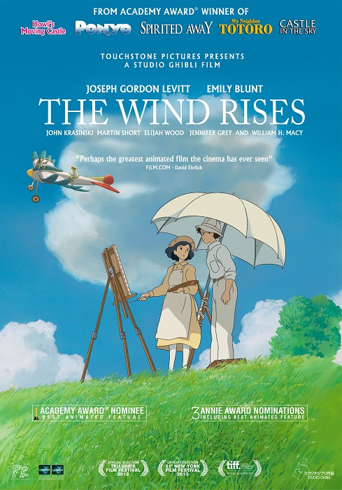 The Wind Rises / Kaze tachinu (2013)