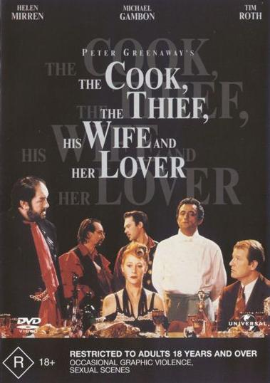 The Cook the Thief His Wife & Her Lover (1989)