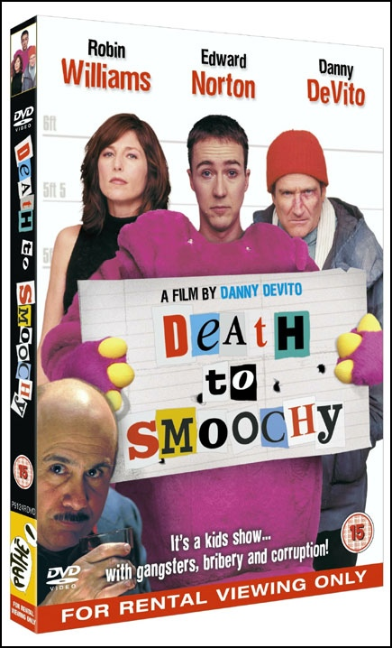 სიკვდილი სმუჩის! (ქართულად) Death to Smoochy Убить Смучи